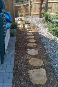 17 Best images about Wood stepping stones on Pinterest ...