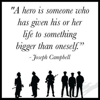 A HERO IS ….. Law Enforcement Today www
