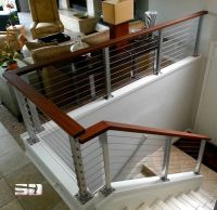 121 best images about Interior Decor - Cable Railings on ...