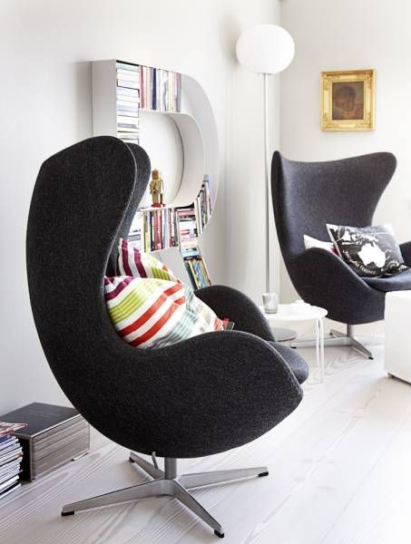 17 Best images about Egg Chair Love on Pinterest