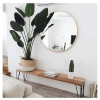25+ best ideas about Round mirrors on Pinterest   Entrance ...