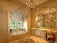 French bathroom, Design and What i want on Pinterest