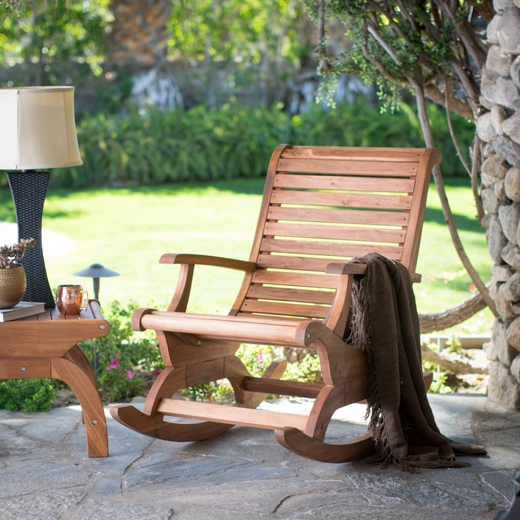 25+ best ideas about Outdoor Rocking Chairs on Pinterest