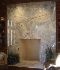 25+ Best Ideas about Granite Fireplace on Pinterest ...
