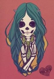 pastel goth art inspirations