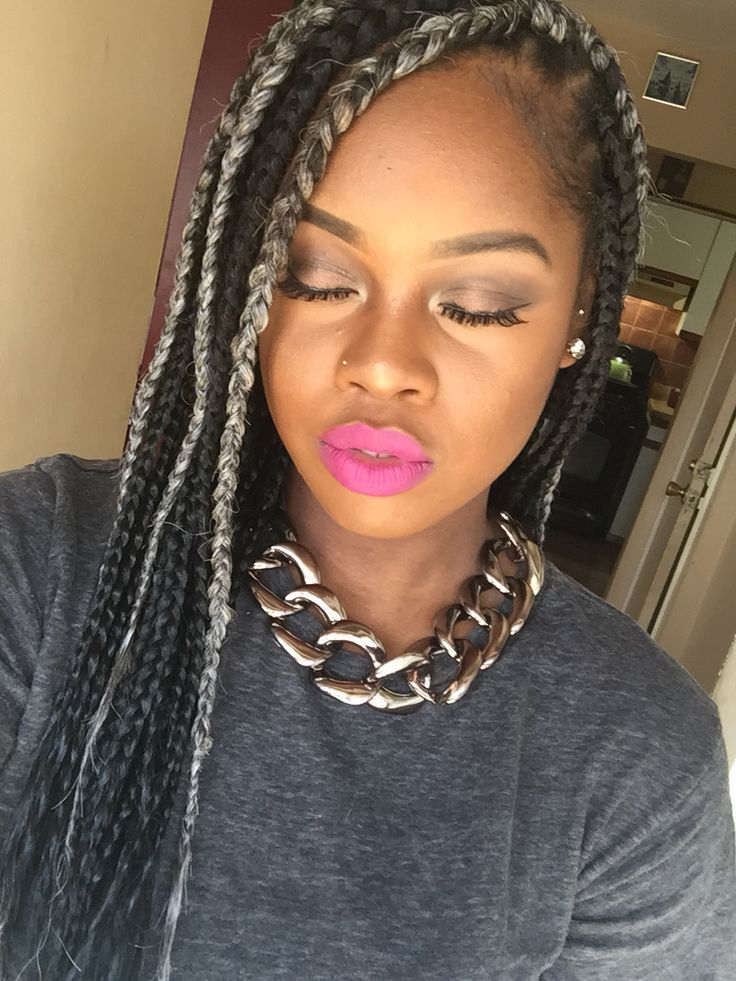 1000 ideas about African American Braids on Pinterest  African american braided hairstyles