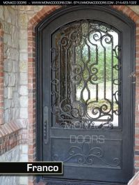 25+ best ideas about Iron Front Door on Pinterest ...