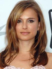 Natalie Portman shoulder length hair | Time For Stars ...