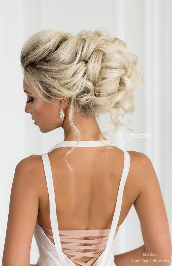25+ best ideas about Bridal hair on Pinterest