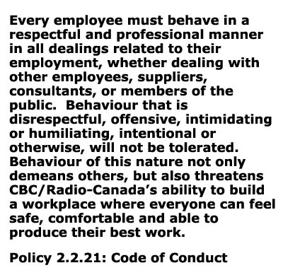 17 Best images about 103-Employee Code of Conduct on