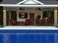 1000+ ideas about Pool House Plans on Pinterest | Pool ...