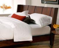 Barcelona Tiger Mahogany Platform Bed | For the Home ...