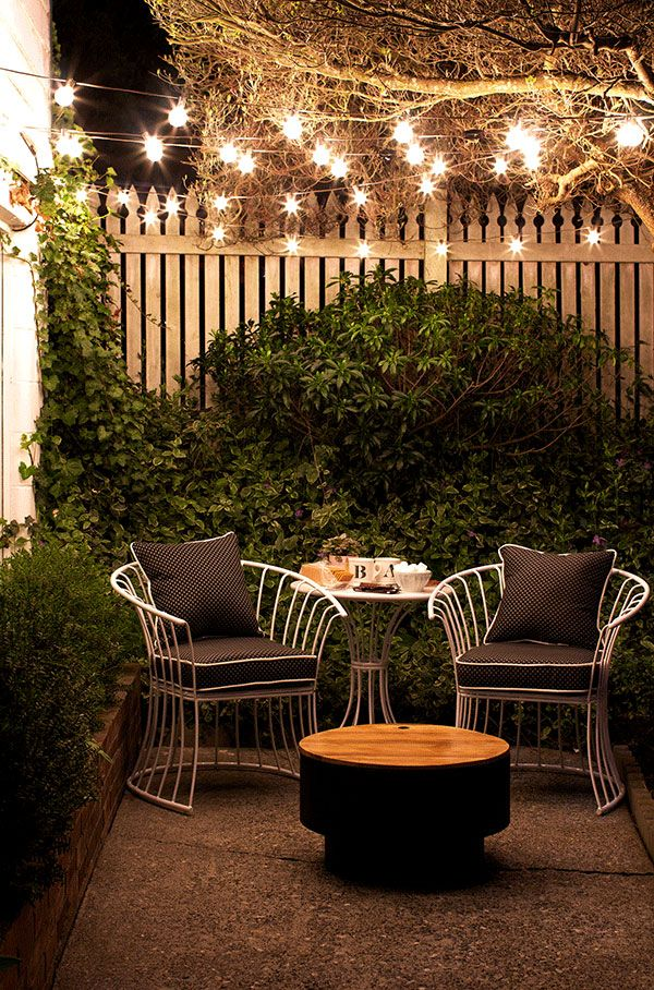 25 Best Ideas About Outdoor Patio String Lights On Pinterest