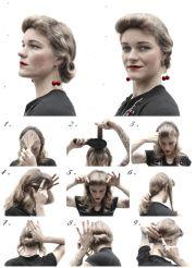 hair girl diy friday