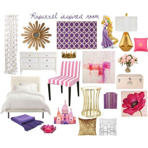 17 Best ideas about Rapunzel Room on Pinterest