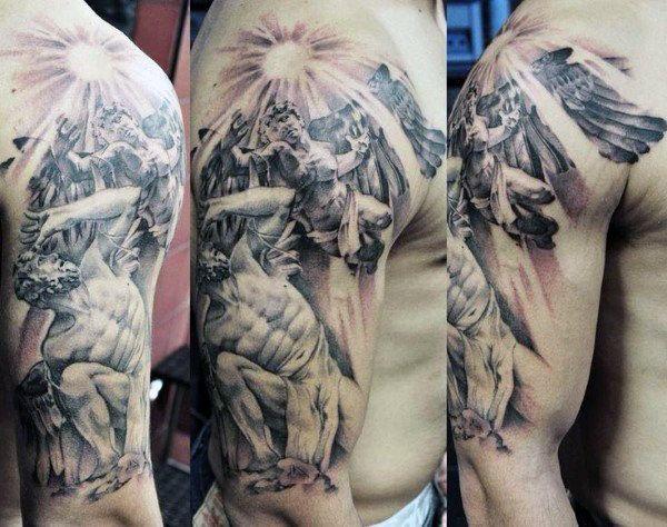 The 25 Best Greek God Tattoo Ideas On Pinterest Greek