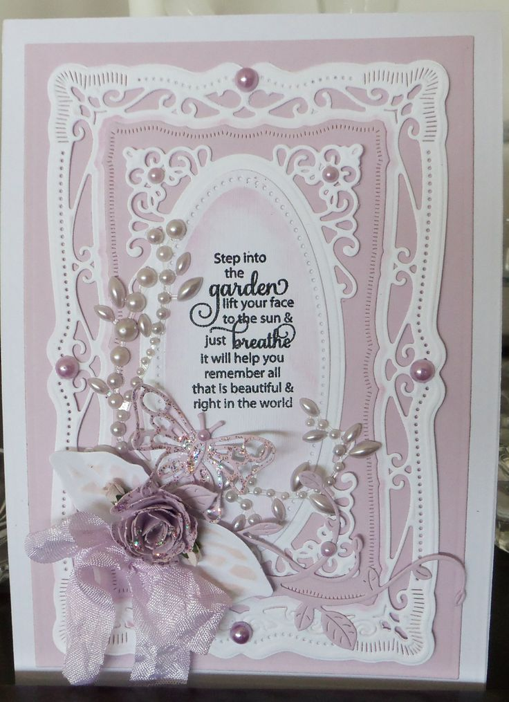 25 Best Ideas About Spellbinders Cards On Pinterest Die