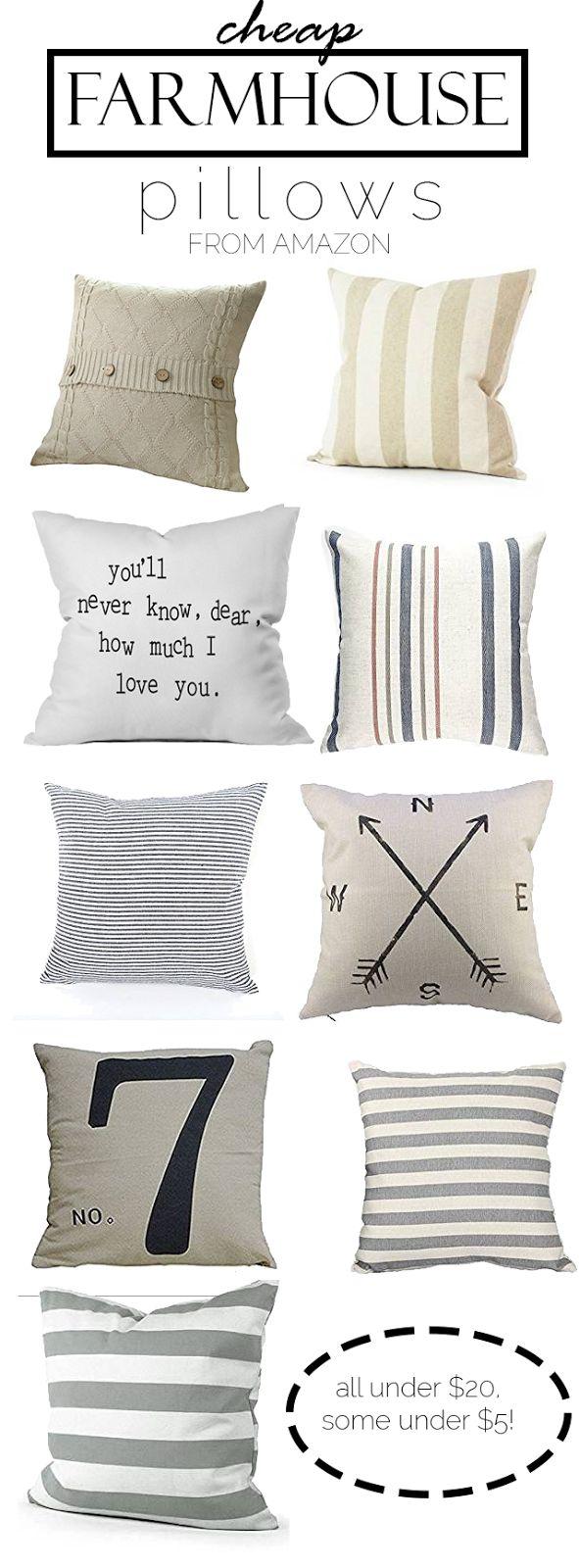 Best 25 Cheap pillows ideas on Pinterest  Cheap throw