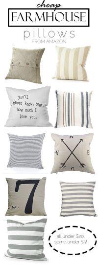 Best 25+ Cheap pillows ideas on Pinterest   Cheap throw ...