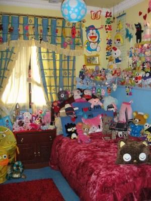 kawaii rooms bedroom pastel decor bedrooms japanese toy
