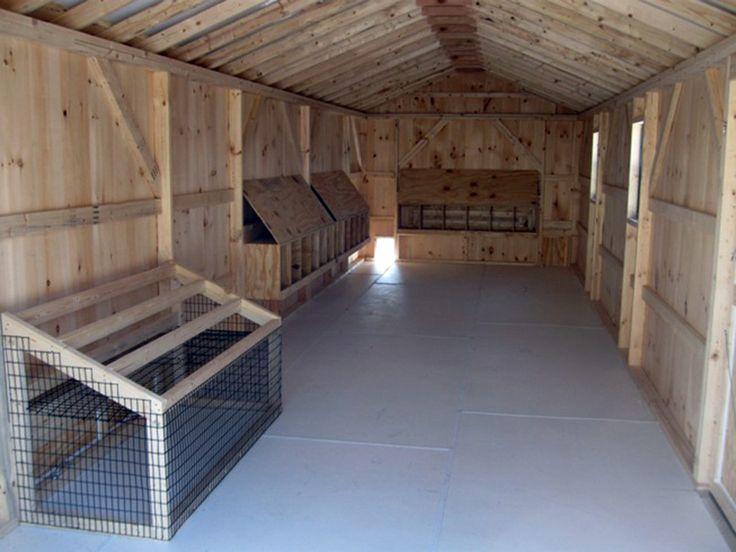 Ideas For A Hen House House Ideas