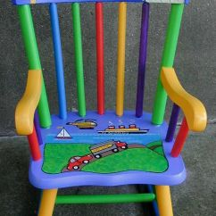 Personalized Little Kid Chair Boston Interiors And A Half 17 Best Ideas About Painted Kids Chairs On Pinterest | Childs Rocking Chair, Hand Stools ...