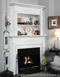 17 Best images about tv storage above fireplace on ...