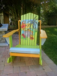 1000+ images about painted adirondack chairs on Pinterest ...