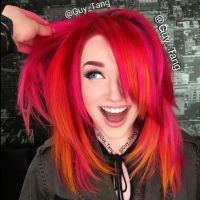 25+ best ideas about Bright Hair on Pinterest