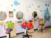kids hair salons ideas