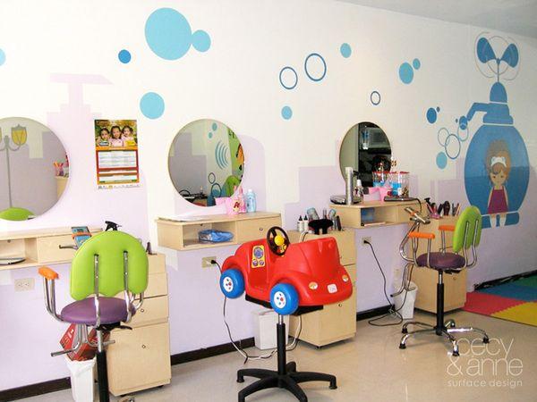 25 best ideas about Kids Hair Salons on Pinterest  Hair salon nyc Salon sara and Natural full
