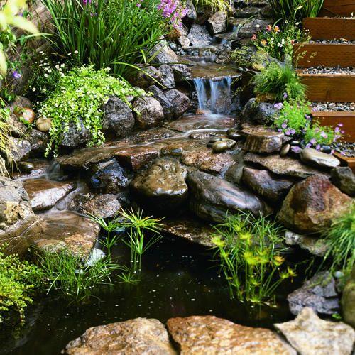 17 best ideas about Backyard Stream on Pinterest