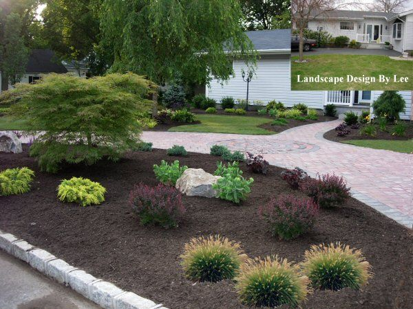 9 Best Images About Circular Driveway On Pinterest Gardens