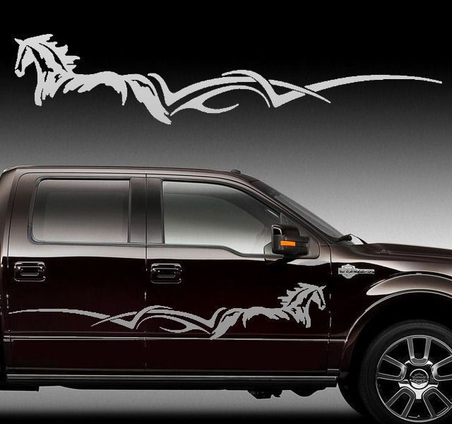 17 Best images about Horse & Truck decals on Pinterest