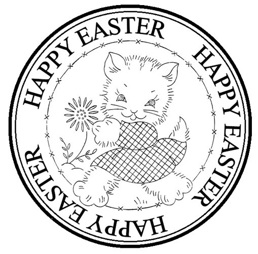 47 best images about ADVANCED COLORING EASTER on Pinterest