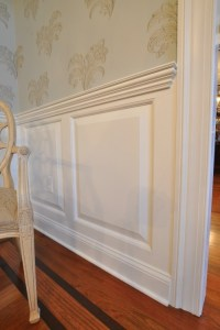 Raised Panel Wainscoting Plans - WoodWorking Projects & Plans
