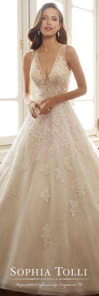 Beige Wedding Dress | www.pixshark.com - Images Galleries ...