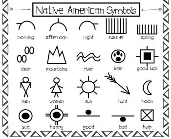 55 best images about Native American Reading/GLAD unit on