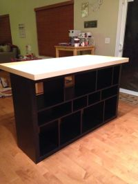 Ikea hack kitchen, Ikea hacks and Kitchen islands on Pinterest