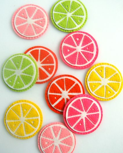 These are just adorable and simple enough for kids and teens to make. I like it