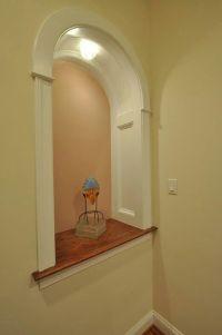 Wall niche   Home Dream Homes   Pinterest   Wall niches ...