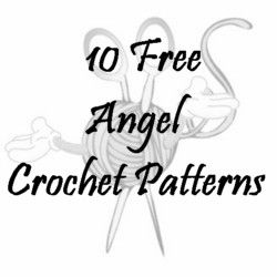 1000+ images about Crochet angels!! on Pinterest