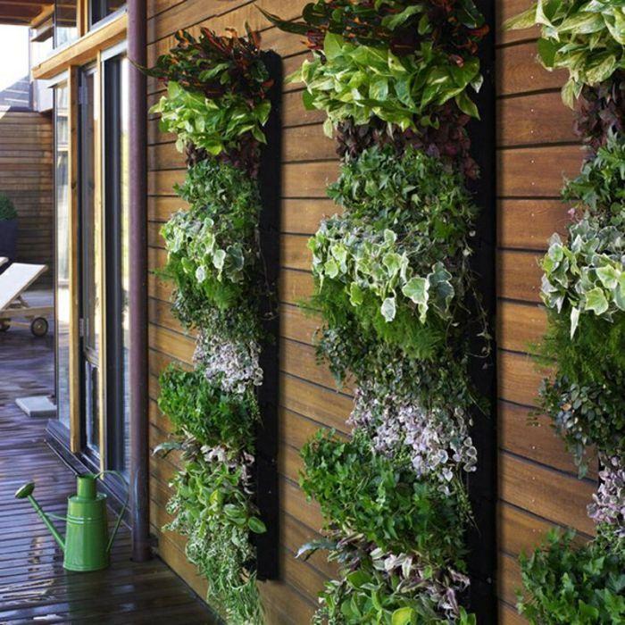 gartengestaltung pflege landschaftsbau vertikale gaerten trend,