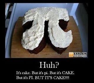 The cake is a lie…
