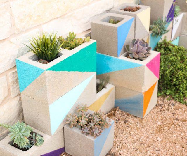 25 Best Ideas About Cinder Block Garden On Pinterest Cinder