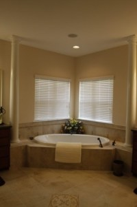 25 best images about Corner Tub and Window Area on ...