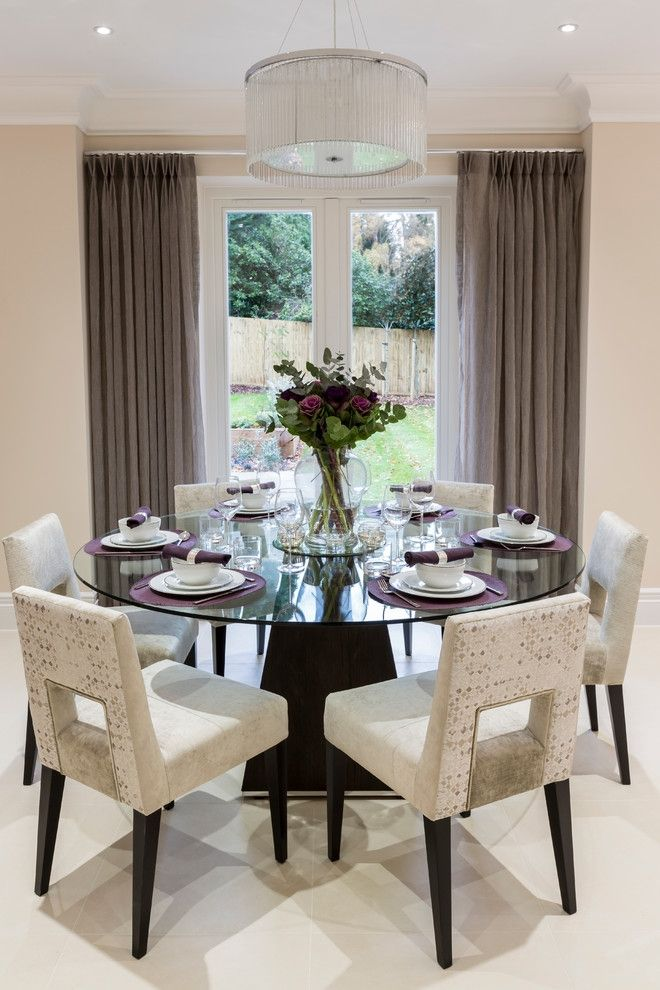 25 Best Ideas About Round Dining Room Tables On Pinterest Round