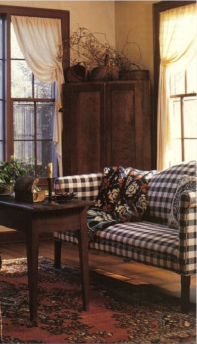 early american style sofas sofa slipcover reviews 214 best images about colonial decor on pinterest | pewter ...