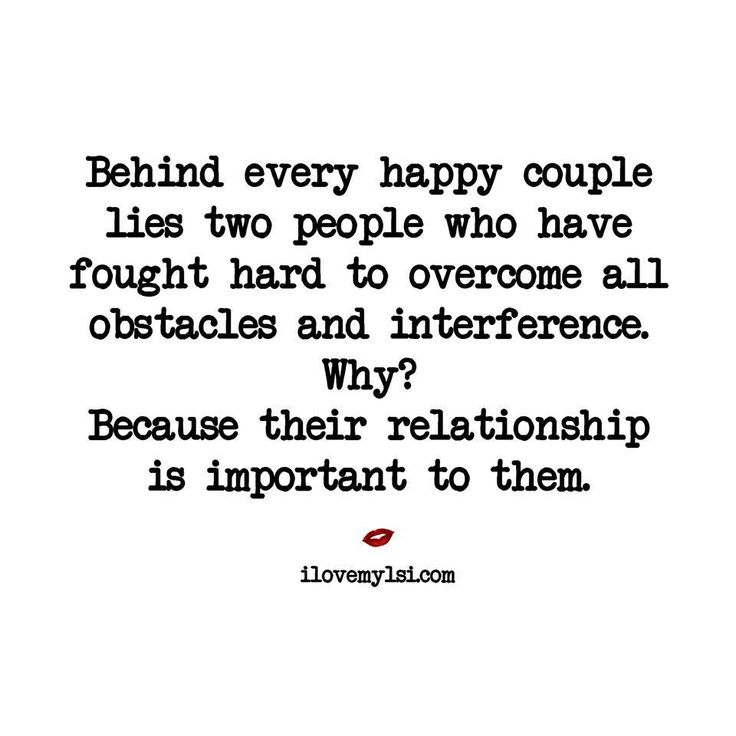 Behind every happy couple lies two people who fought hard