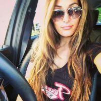 Nikki bella hair | Hair and makeup | Pinterest | Nikki ...